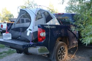 4WD Tent