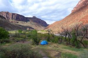 Gordon's Tent