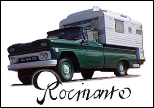 John Steinbeck's truck camper