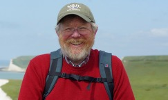 """Bill Bryson, bestselling author of """"A Walk in the Woods"""" and """"A Short History of Nearly Everything."""""""
