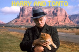 Art Carney with co-star