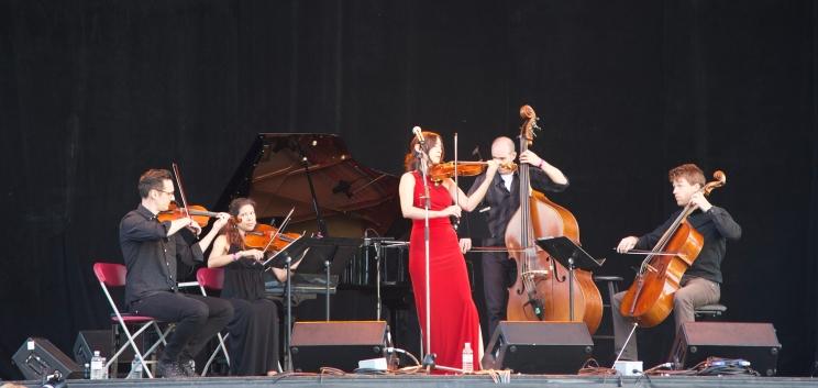 Lucia Macarelli Chamber Ensemble